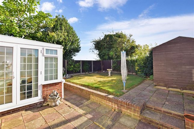 Rear Garden of Salisbury Close, Sittingbourne, Kent ME10