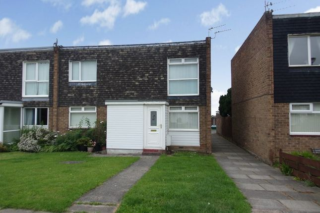 Thumbnail Flat for sale in Doxford Place, Cramlington