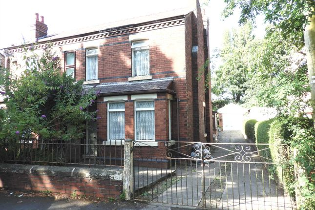 Thumbnail Semi-detached house for sale in North Park Road, Kirkby, Liverpool