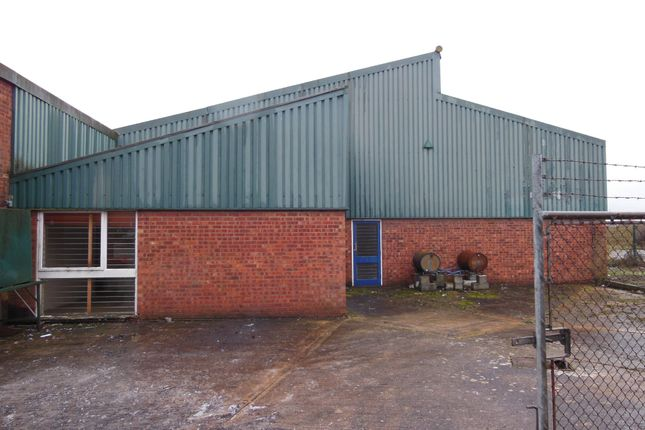 Thumbnail Light industrial to let in Unit 3 Briar Close Business Park, Briar Close, Evesham, Worcestershire