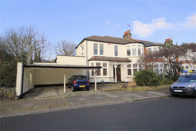 Thumbnail Semi-detached house for sale in Amberley Road, London