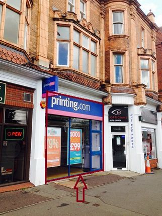Thumbnail Retail premises to let in Hagley Road, Edgbaston