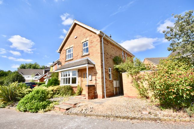 Thumbnail Detached house for sale in Southfield Drive, Barton Seagrave, Kettering