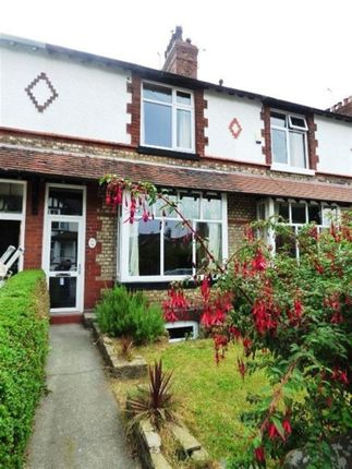 Thumbnail Terraced house to rent in Avon Road, Hale