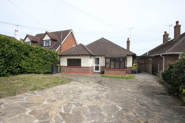 Thumbnail Detached bungalow for sale in Bullwood Road, Hockley