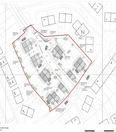 Thumbnail Land for sale in Ufton Close, Longton, Stoke-On-Trent