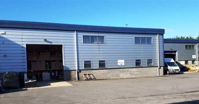 Thumbnail Warehouse to let in Nimrod Way, East Dorset Trade Park, Wimborne