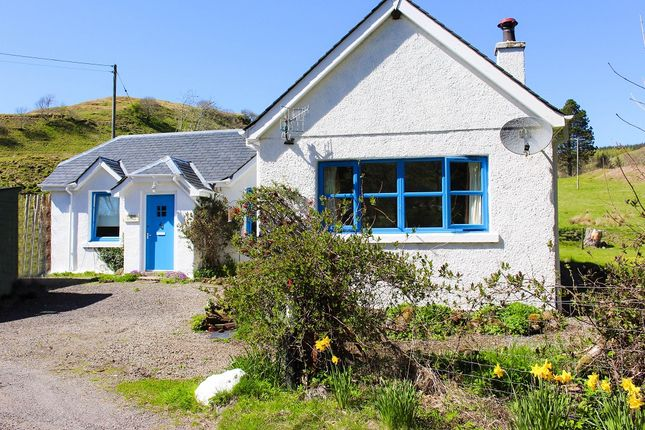 Thumbnail Cottage for sale in Lerags, Oban