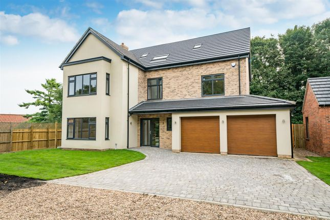 Thumbnail Detached house for sale in Chestnut Grange, Rectory Lane, Barrowby