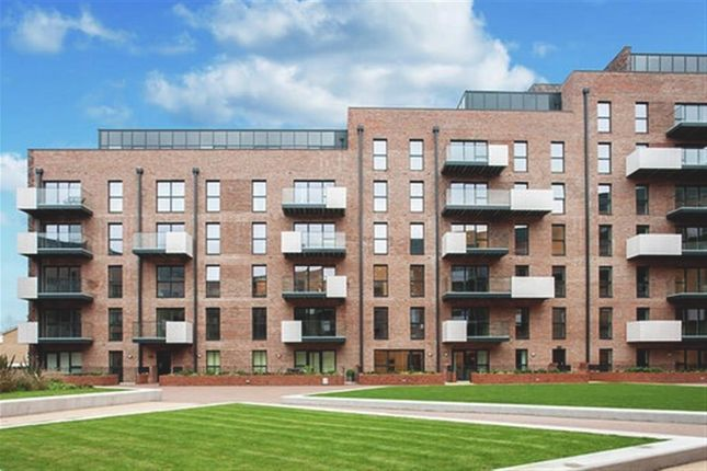 Thumbnail Flat for sale in Purbeck Gardens, London