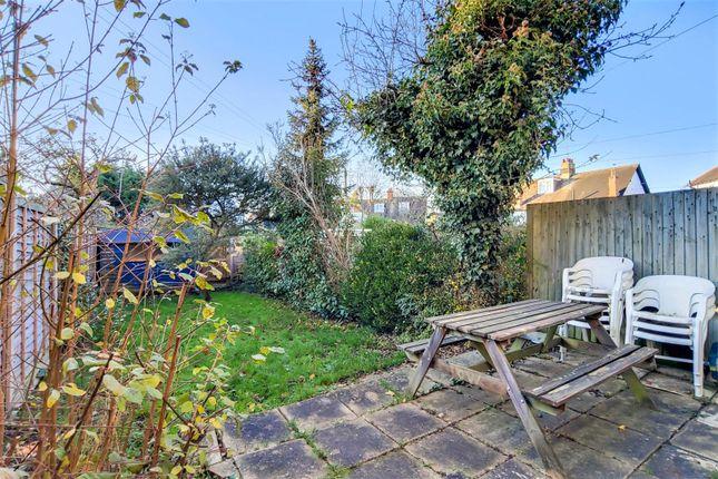 Garden of Neville Road, Ealing W5