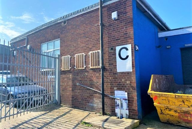 Thumbnail Industrial to let in Fowler Road, Hainault