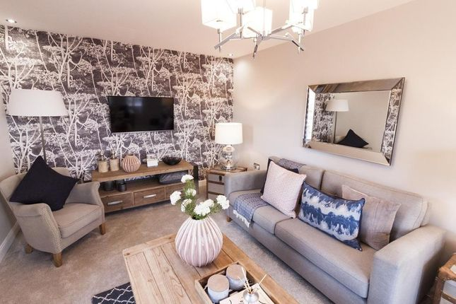 "3 bedroom detached house for sale in ""Morpeth"" at Bevans Lane, Pontrhydyrun, Cwmbran"