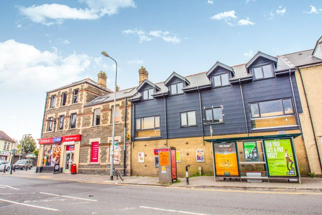 Thumbnail Flat for sale in Clare Road, Grangetown, Cardiff