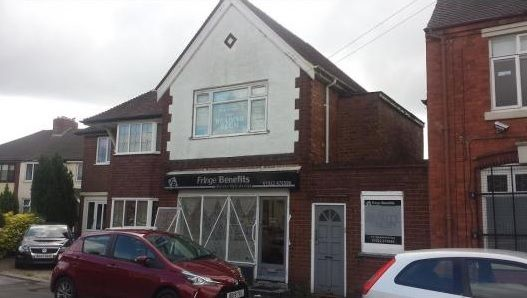 Retail premises for sale in Coltham Road, Short Heath, Willenhall