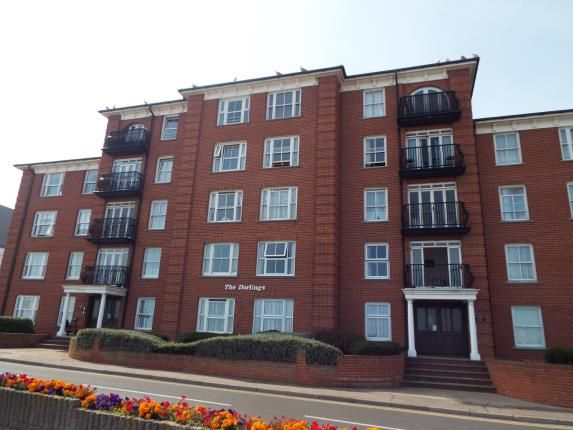 Thumbnail Flat for sale in The Parade, Walton On The Naze, Essex