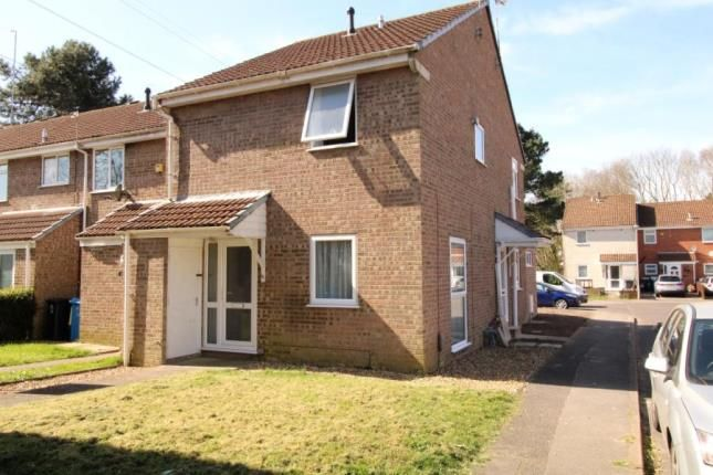 Exterior of Canford Heath, Poole, Dorset BH17