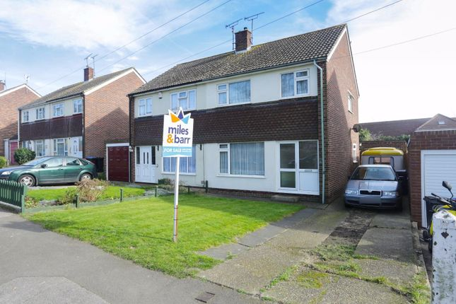 Thumbnail Semi-detached house for sale in Holly Road, Ramsgate