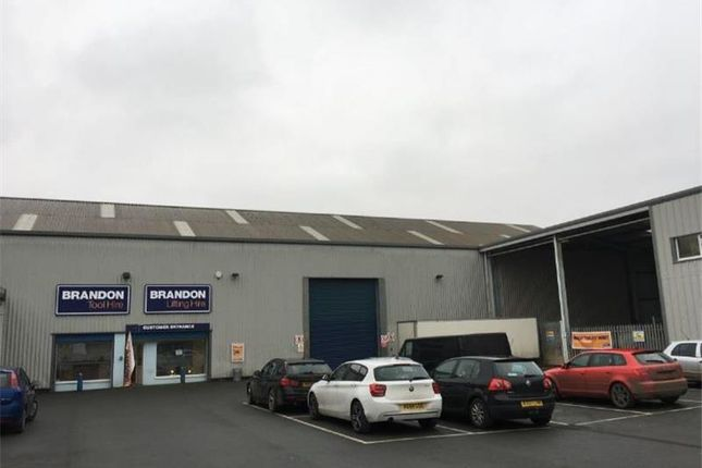 Thumbnail Warehouse to let in Unit 2, Red Barn Court, Red Barn Drive, Hereford, Herefordshire