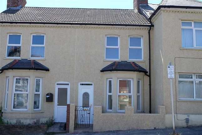 Thumbnail Terraced house for sale in Lower Pyke Street, Barry, Vale Of Glamorgan