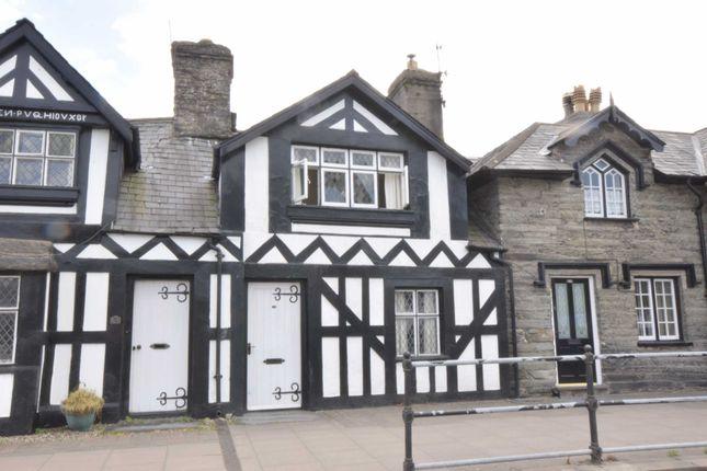 Thumbnail Property for sale in Maengwyn Street, Machynlleth, Powys