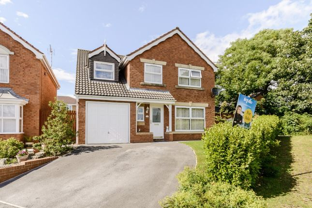 Thumbnail Detached house for sale in Aysgarth Rise, Bridlington, East Riding Of Yorkshire