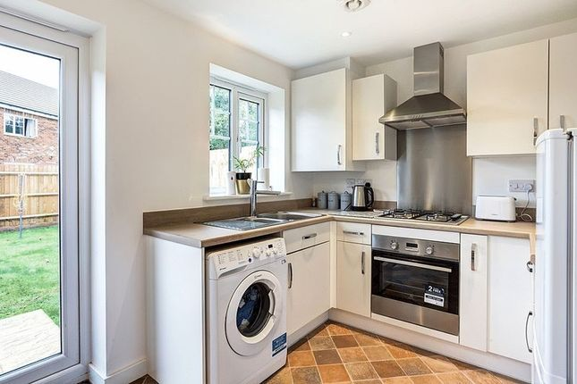 Kitchen of Cotton Field Road, Holmes Chapel, Crewe CW4