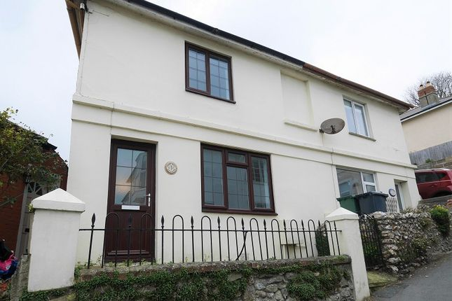Thumbnail Semi-detached house to rent in Tulse Hill, Ventnor, Isle Of Wight.