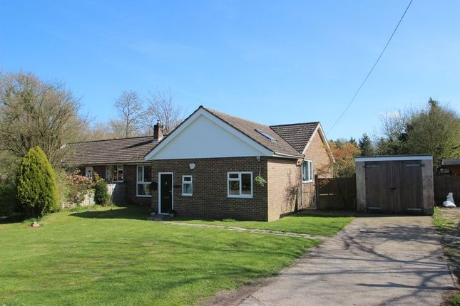 Thumbnail Semi-detached bungalow for sale in Berkeley Road, Wellbrook, Mayfield