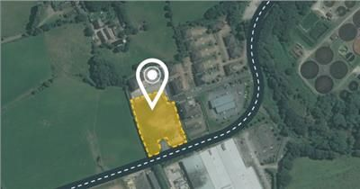 Thumbnail Land for sale in Congleton Business Park, Viking Road, Congleton, Cheshire
