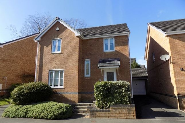 Thumbnail Detached house for sale in St. Catherines Court, Baglan, Port Talbot, Neath Port Talbot.