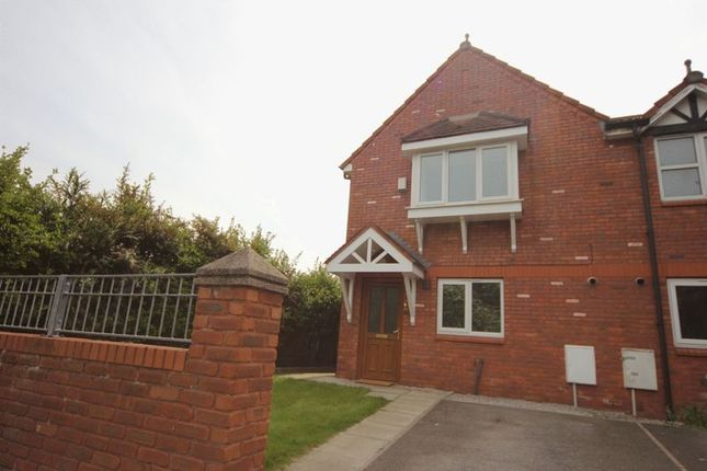 3 bed terraced house for sale in St Peters Road, Rock Ferry, Wirral