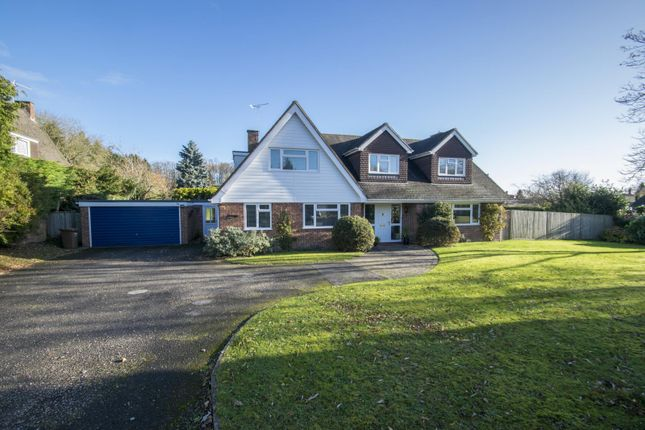 5 bed detached house for sale in Orchard Coombe, Whitchurch Hill, Reading