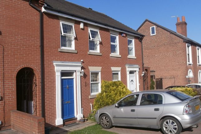 2 bed terraced house to rent in Duke Street, Sutton Coldfield B72