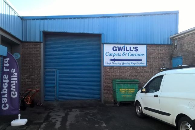 Thumbnail Industrial to let in Bulwark Industrial Estate, Chepstow