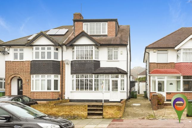 Thumbnail Semi-detached house for sale in Rochester Way, Eltham