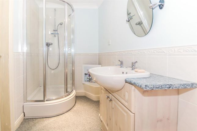 Shower Room of Castle Cottages, Sheriff Hutton, York YO60