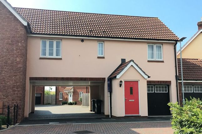 Thumbnail Flat to rent in Canal View, Bathpool, Taunton, Somerset