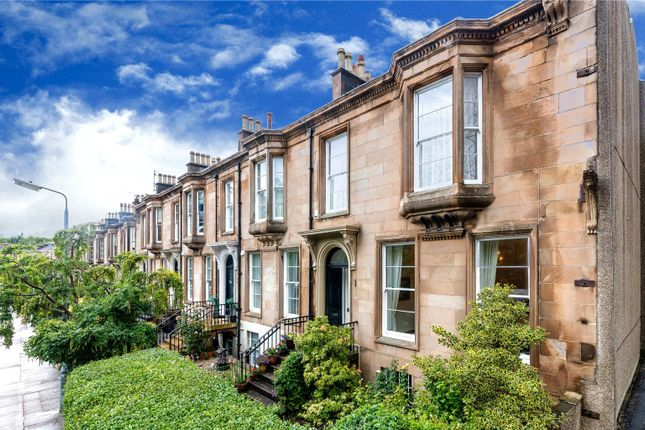 End terrace house for sale in Ashton Road, Glasgow