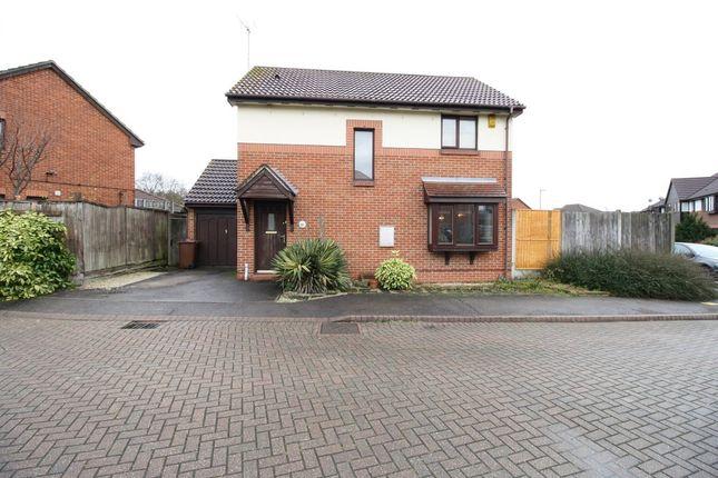 Thumbnail Detached house for sale in Baton Close, Purfleet
