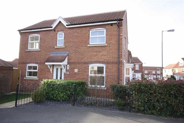 Thumbnail Detached house to rent in Attringham Park, Kingswood, Hull