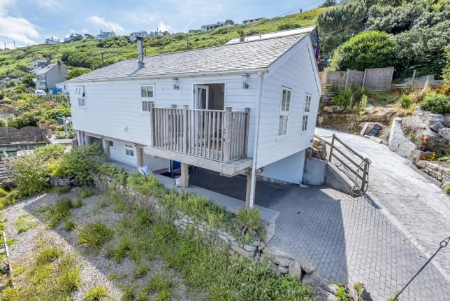 Thumbnail Detached house for sale in Sennen Cove, Penzance, Cornwall