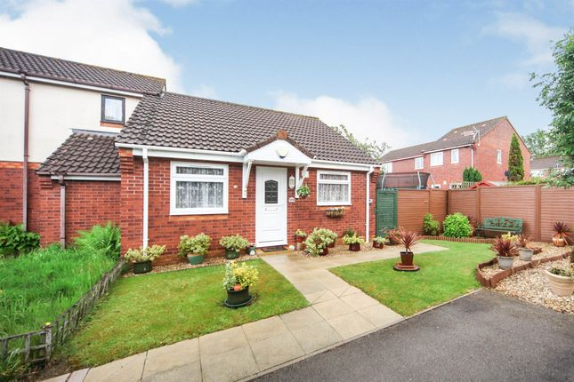 Thumbnail Semi-detached bungalow for sale in Teal Road, Minehead