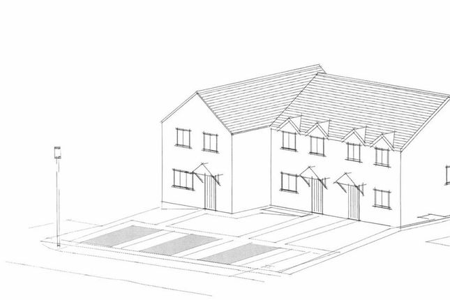 Thumbnail Land for sale in Eastdown Park, Hartland, Bideford