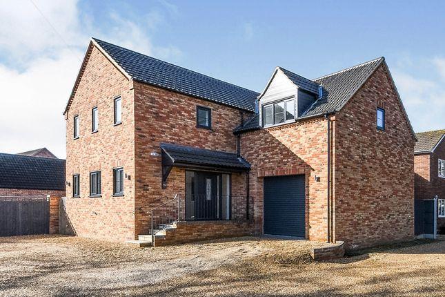 Thumbnail Detached house for sale in Sutton Road, Terrington St. Clement, King's Lynn