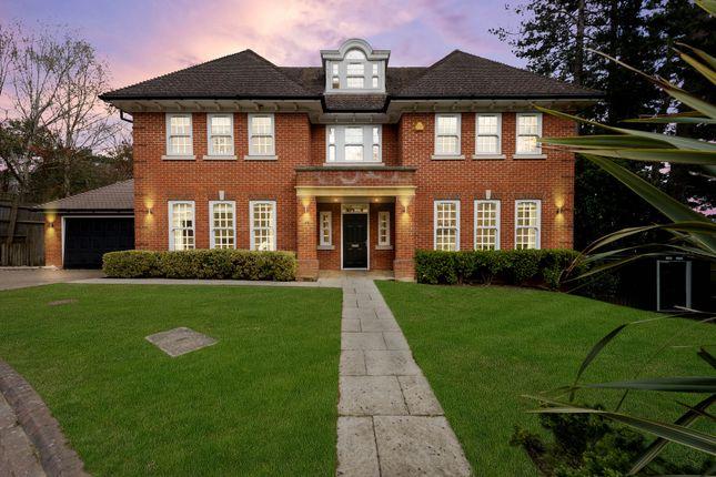 Thumbnail Detached house for sale in Calderwood Place, Barnet