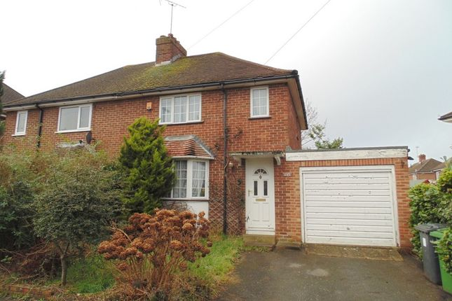 3 bed semi-detached house for sale in South Ham Road, Basingstoke