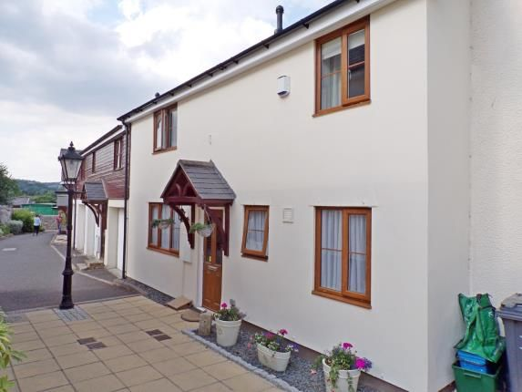 Thumbnail Terraced house for sale in Silver Street, Honiton, Devon