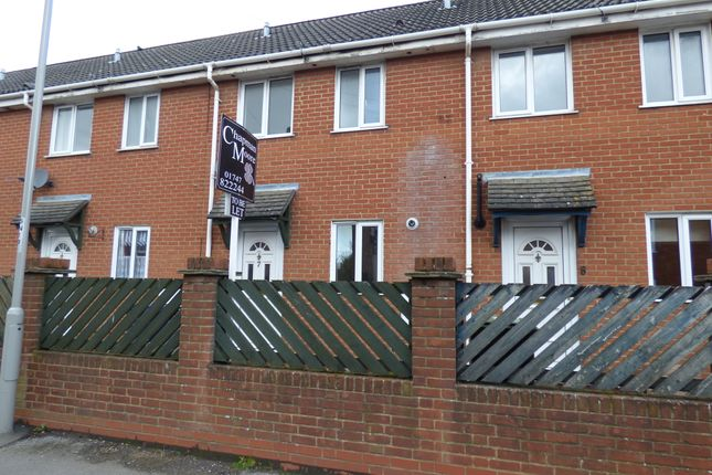 Thumbnail Terraced house for sale in Rufus Court, Gillingham