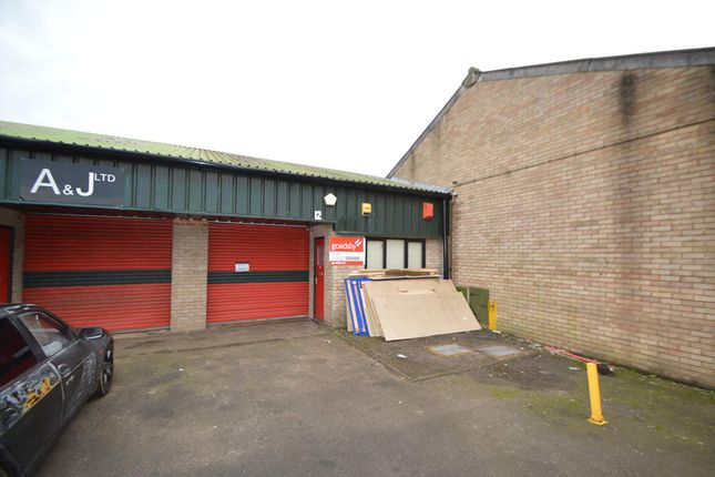 Thumbnail Warehouse to let in Unit 12 Williams Industrial Park, New Milton